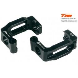 KF2113 Option Part - E4RS/FS/JR/JS/D - Aluminium Caster Block Set - 6° - SPECIAL PRICE