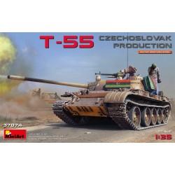 MINIART37074 T-55 Czechoslovak Production 1/35