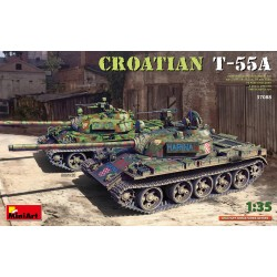MINIART37088 Croatian T-55A 1/35