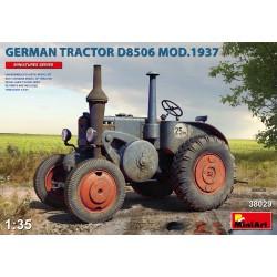 MINIART38029 German Tractor D8506 Mod. '37 1/35