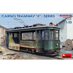 "MINIART38030 Cargo Tramway ""X"" Series 1/35"