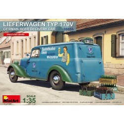 MINIART38035 Lieferwagen Typ 170V Beer Car 1/35