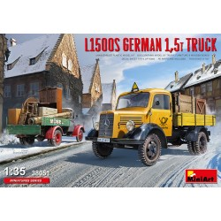 MINIART38051 L1500S German 1,5T Truck 1/35