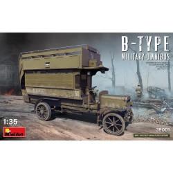 MINIART39001 B-Type Military Omnibus 1/35