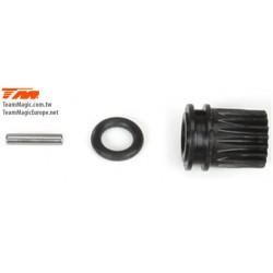 KF2128-5 Option Part - 16T Steel Gear for KF2128