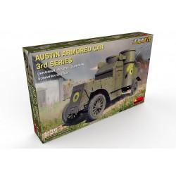 MINIART39005 AUSTIN Armored Car 3rd Series 1/35