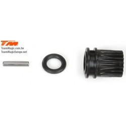 KF2128-6 Option Part - 18T Steel Gear for KF2128