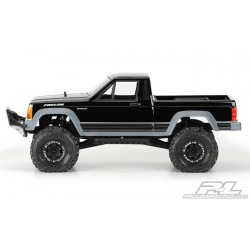 PL3362-00 Carrosserie - 1/10 Crawler - Transparente - Jeep Comanche Full Bed - pour 12.3'' Wheelbase Crawler