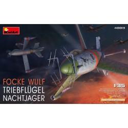 MINIART40013 Focke Wulf Triebflugel Nacht. 1/35