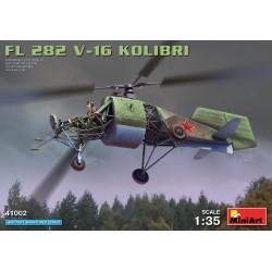 MINIART41002 Fl 282 V-16 Kolibri 1/35