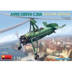 MINIART41006 Avro Cierva C.30A Civ. Service 1/35