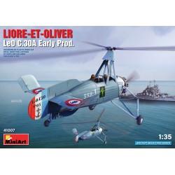 MINIART41007 Liore et Olivier LeO C.30A Ear.1/35