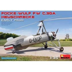 MINIART41012 Fock Wulf FW C.30A Heuschrecke 1/35