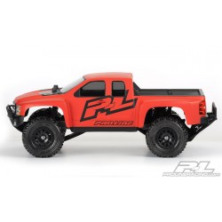 PL3385-00 Carrosserie - 1/10 Truck - Transparente - Chevy Silverado HD - Traxxas Slash et Slash 4x4