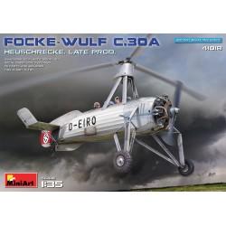 MINIART41018 Focke-Wulf FW C30A Heuschrecke 1/35