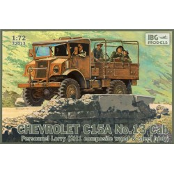 IBG72013 IBG Chevrolet C15AN°13 P.Lorry 1/72