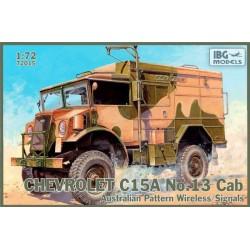 IBG72015 IBG Chev.C15A N°13 Australiar 1/72