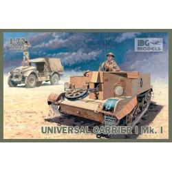 IBG72023 IBG Universal Carrier MK I 1/72