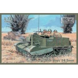 IBG72026 IBG Universal Carrier + Boys 1/72