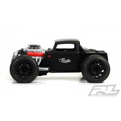 PL3410-00 Carrosserie - Monster Truck - Transparente - Rat Rod - pour Revo 3.3, E-Revo & Summit