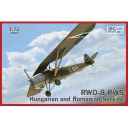 IBG72504 RWD-8 Hungarian & Roman.Servic.1/72
