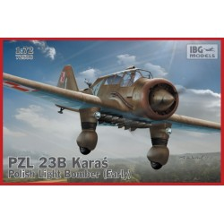 IBG72506 PZL 23B Karas Polish Light Bom.1/72