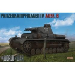 IBGWAW008 Pz.Kpfw IV Ausf B 1/72