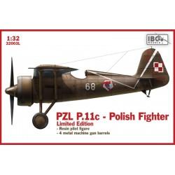 IBG32003L PZL P11c Polish Fight. Limited 1/32