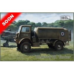 IBG35014 Bedford QL Petrol Tanker 1/35