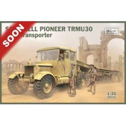 IBG35031 Scammell Pioneer Tank Transp. 1/35