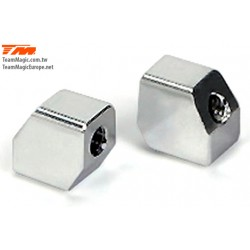 KF2145 Option Part - E4RS/FS/JS/JR/D/E4D-MF - Aluminium Servo Mount