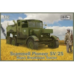 IBG72077 Scammell Pioneer SV/SS Heavy 1/72