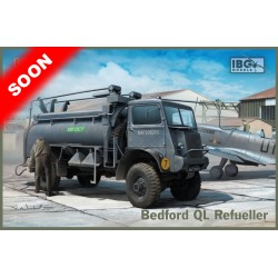 IBG72082 Bedford QL Petrol Refueler 1/72