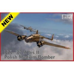 IBG72513 PZL37 Abis II Polish Med.Bomber1/72