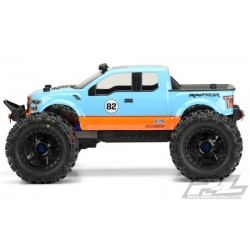 PL3468-00 Carrosserie - Monster Truck - Transparente - Ford F-150 Raptor 2017 - Traxxas Revo 3.3 / T-Maxx 3.3 / MGT & Summit