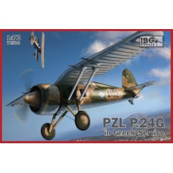 IBG72524 PZL P24G Greek Service 1/72