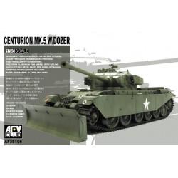 AF35106 AFV Centurion MK V Dozer Blade 1/35