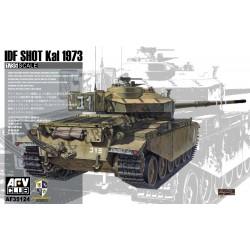 AF35124 AFV IDF Shot Kal 1973 1/35