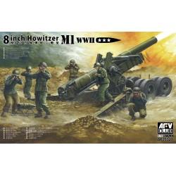 AF35321 8' Howitzer M1 WWII 1/35