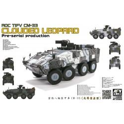 AF35S88 ROC TIFV CM33 Clouded Leopard 1/35