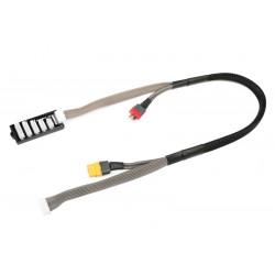 "GF-1209-030 Charge - Balance Lead Pro - ""XT-60"" - T-Plug - XH Balance board 2-6S"