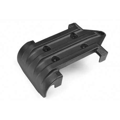 C-00180-551 Team Corally - Front Bumper w/ Skid Plate - Composite - 1 pc