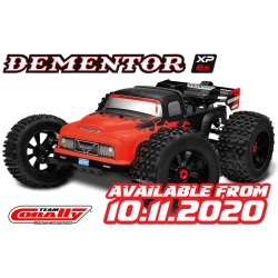 C-00167 Team Corally - DEMENTOR XP 6S - Modèle 2021-1 / 8 Monster Truck SWB - RTR - Brushless Power 6S