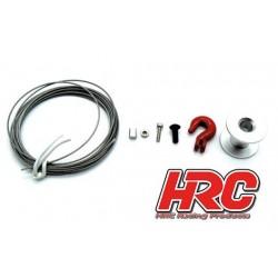 HRC25001R-1 Pièces de carrosserie - Accessoires 1/10 - Scale - Commande pour HRC25001R Crawler Wrinch