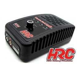 HRC9356B Chargeur - 12/230V - HRC Star-Lite Charger V2.0 - 60W