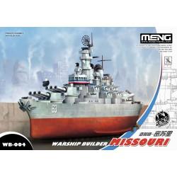 WB-004 Warship Builder Missouri