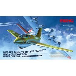 QS-001 Messerschmitt Me163B Komet Roket