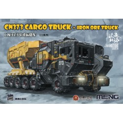 MENGMMS-006 The Wandering Earth CN373 Cargo Truck-Iron Ore Truck