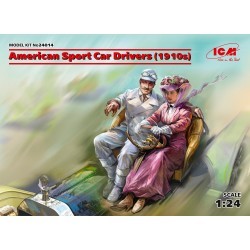 ICM24014 American Sport Car Drivers '10 1/24