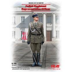 ICM16010 Pol.Regiment Representative Of.1/16
